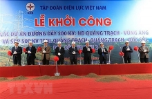 deputy pm urges construction of 500kv transmission lines