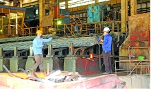 technology investment needed for steel sector