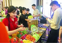 hanoi strengthens goods supply demand connections with provinces