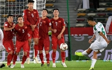 asian cup vietnam suffer last gasp defeat to iraq