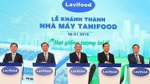 us 766 million veggie processing plant inaugurated in tay ninh