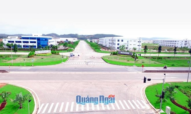 another 321 million usd of fdi comes to vsip quang ngai