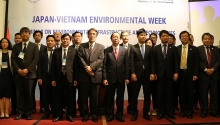 vietnam japan cooperate in environmental technologies