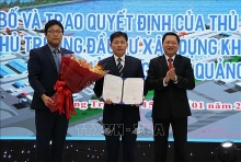 major port to be built in quang tri