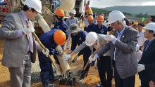 work starts on two solar plants in phu yen