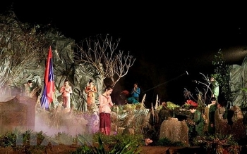 arts program highlights vietnam laos special solidarity