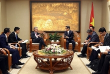 vietnamese government welcomes microsoft investment deputy pm