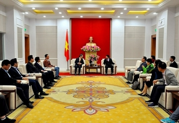 quang ninh rolls out red carpet for rok investors