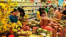 hanois cpi increases 022 percent before tet