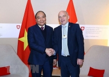 vietnam to strengthen ties with switzerland