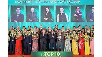 outstanding young entrepreneurs honored for excellent startups in 2019