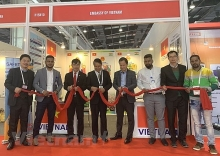 vietnam attends fair on electrical equipment energy in india