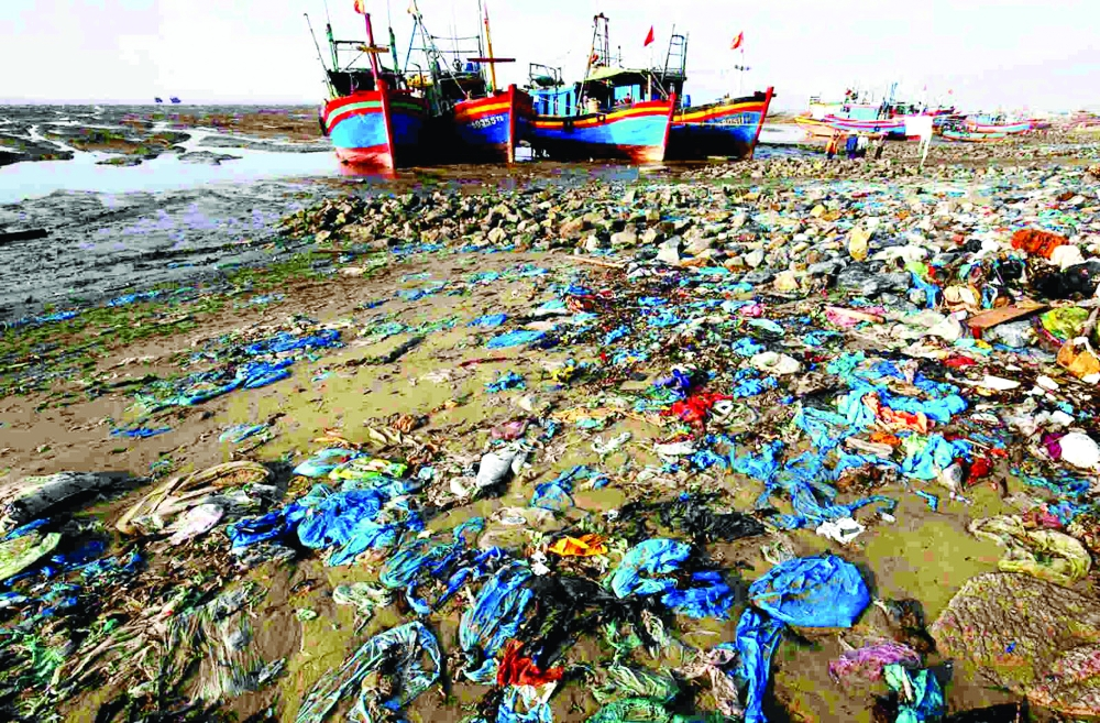 vietnam launches national action plan to curb plastic pollution