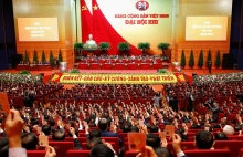 13th national party congress stepping up renewal process rapid and sustainable national development