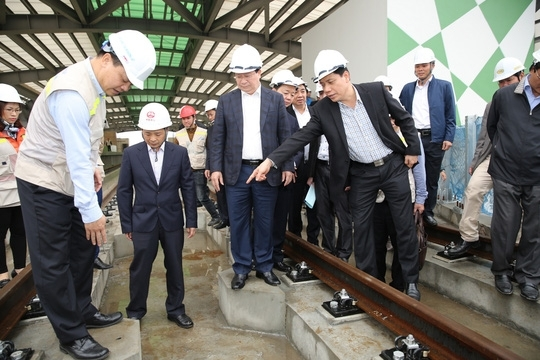 deputy pm urges acceleration of urban railway projects