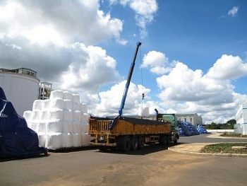 aluminum hydroxide exported to overseas markets