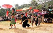 mong ethnic cultural festival kicks off