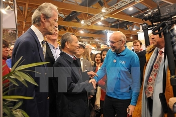 vietnam actively promotes tourism at international fair in belgium