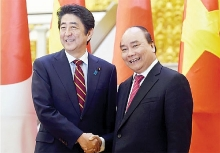 japan pledges additional assistance to vietnam