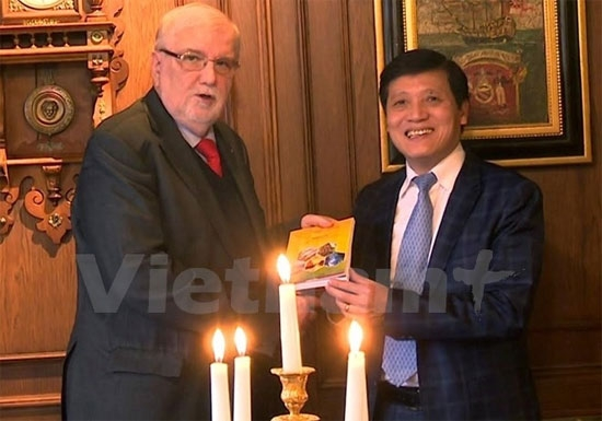 diplomatic activities enhanced to foster vietnam czech economic ties