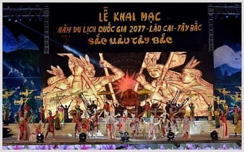 2017 national tourism year kicks off in lao cai