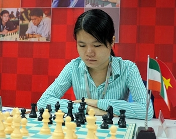 vietnams thao nguyen off to good start at world chess championship