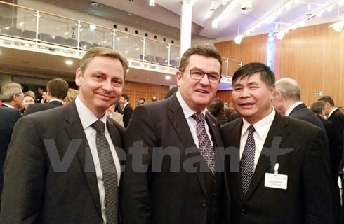 german firms eye vietnamese market