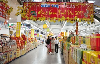 an giang leads southeast in buying vietnamese goods