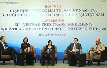 evfta to promote investment and trade between vietnam eu