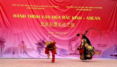beijing asean culture journey comes to hanoi