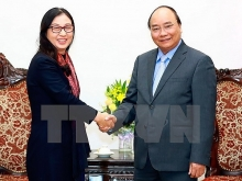 pm lauds huawei groups contribution to it growth in vietnam