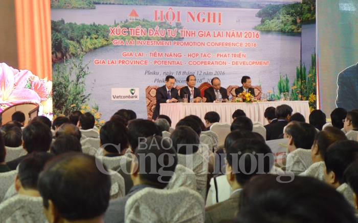 gia lai province rolls out red carpet for investors