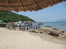 da nang focuses on developing son tra tourism area