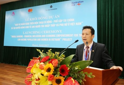 first mobile banking for the poor launched