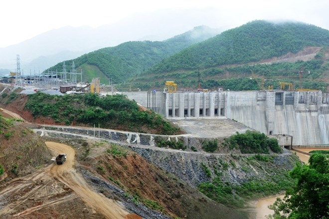 first wb loaned hydropower plant put first turbine into use
