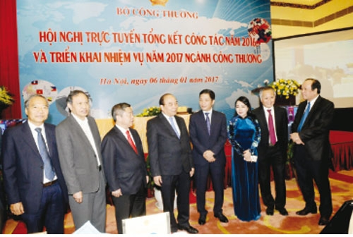 industry and trade sector coping with challenges of 2017