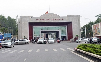 quang ninh cross border trade flourishes