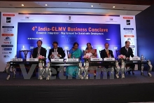 vietnam attends india clmv business forum