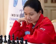 vietnamese masters dominate chess tournament in philippines