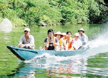 community tourism development reducing burden on forests