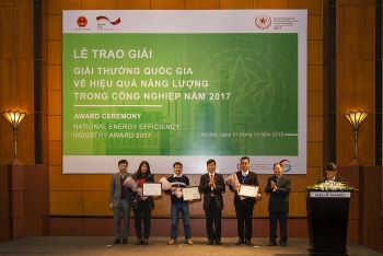 ten firms win national energy efficiency award 2017