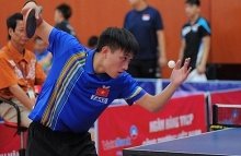 tu aims to take title of elite table tennis event
