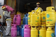 gas price down 1667 vnd per kg in the south from february 1