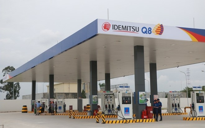 japans idemitsu kosan to build 2nd petrol station in vietnam