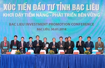 pm lauds records in investment capital flows in bac lieu