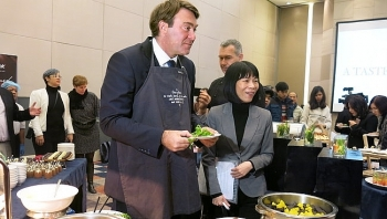 belgian culinary art showcased in hanoi