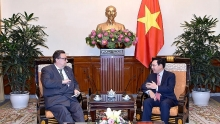 deputy pm hopes for further development of vietnam finland relations