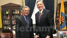 vietnam us look to strengthen energy cooperation