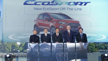 all new ford ecosport launches in vietnam