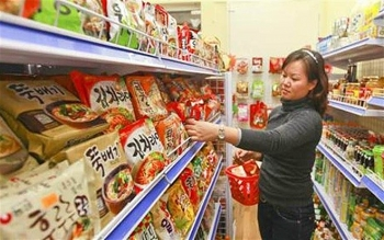 many korean goods to be exempted from tax in vietnam